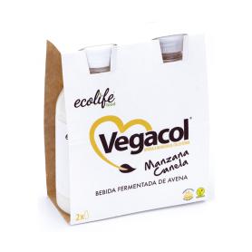 VEGACOL AVENA MANZANA Y CANELA 400 ml