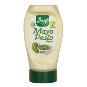 MAYONESA PESTO VEGANA 280 ml LOWY