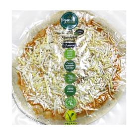 CONGELADO PIZZA VEGANA 3 QUESOS 310 GR VEGANDELI