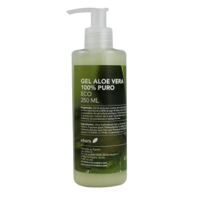 GEL ALOE VERA 100% PURO ECO 250ML DOSIF