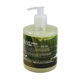 GEL ALOE VERA 100% PURO ECO 500ML DOSIF