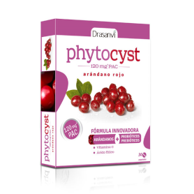 PHYTOCIST 120MG PAC-A  30 COMP
