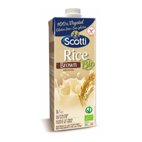 SCOTTI BEBIDA BIO ARROZ INTEGRAL 1L