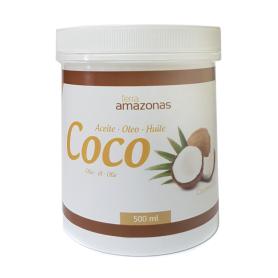 ACEITE DE COCO COSMETICO 500ML