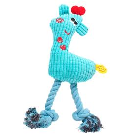 Peluche Jirafa Azul