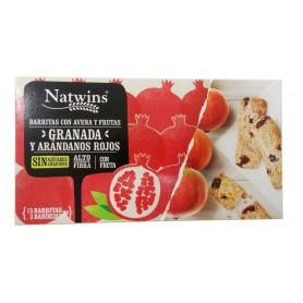 natwins barr cer granada y arandano rojo 150gr
