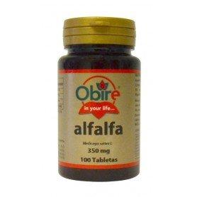 alfalfa 350mg 100tab