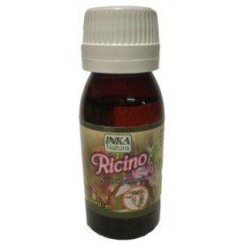aceite de ricino inkanat 60ml