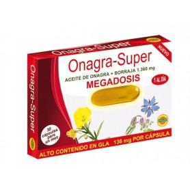 onagra super megadosis 1360mg 30caps