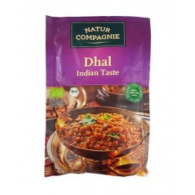 promocion dhal indian bio al curry 150gr