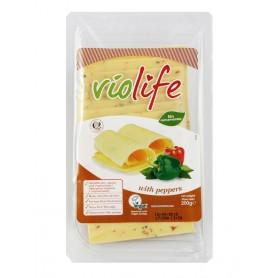 refrig queso violife con pimiento lonchas 200 gr
