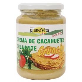 crema cacahuete crunchy 350gr