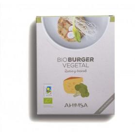 refrig hamburguesa queso y brocoli bio 150gr