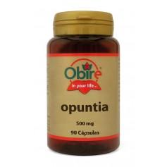 nopal opuntia ficus indica 500mg 90caps