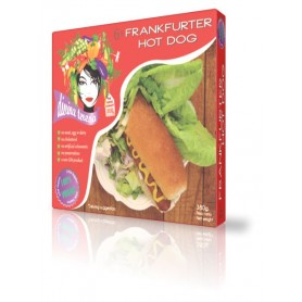 congelado frankfurter hot dog 380gr