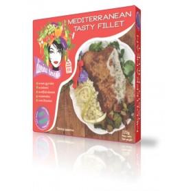 congelado mediterranean tasty fillet 320gr