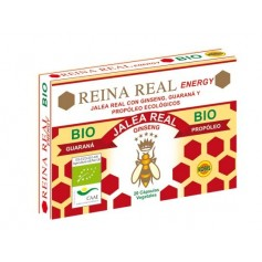 reina real bio energy 20caps