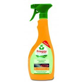 vitro induccion naranja pistola ecologico froggy 500ml