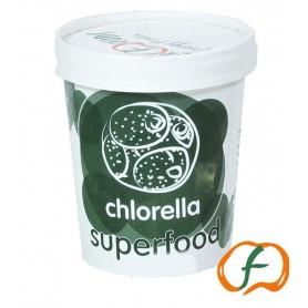 chlorella polvo eco tarrina 250gr