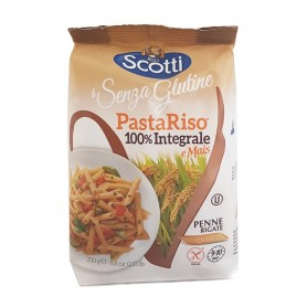 scotti macarrones arroz y maiz integrales 250g s gluten