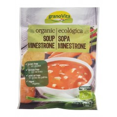 sopa minestrone bio sin gluten 50g sobre