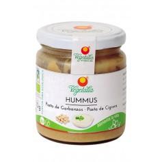 hummus pate de garbanzosbio ccpae 210 g
