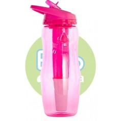 botella bbo tritan 946ml ir71 rosa irisana
