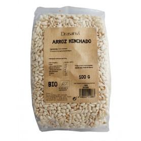 arroz hinchado bio 100gr drasanvi