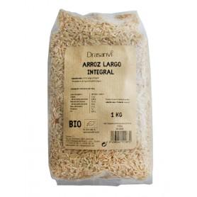 arroz largo integral bio 1kg drasanvi