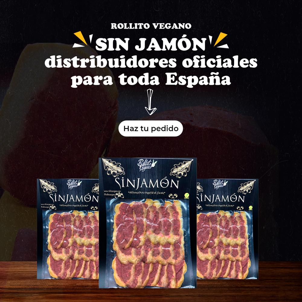 SinJamon de Rollito Vegano