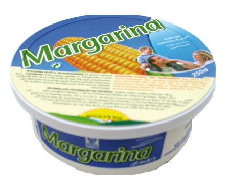 REFRIG MARGARINA VEGETAL LIGHT 250 GR