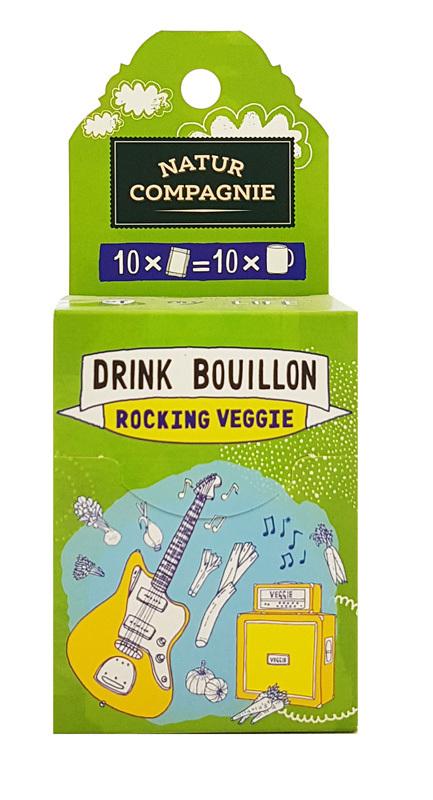 DRINK BOUILLON VERDURAS Y ESPECIAS BIO 50 GR NATUR COMPAGNIE en Biovegalia