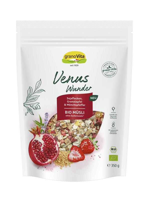 MUESLI BIO VENUS 350 GR GRANOVITA en Biovegalia