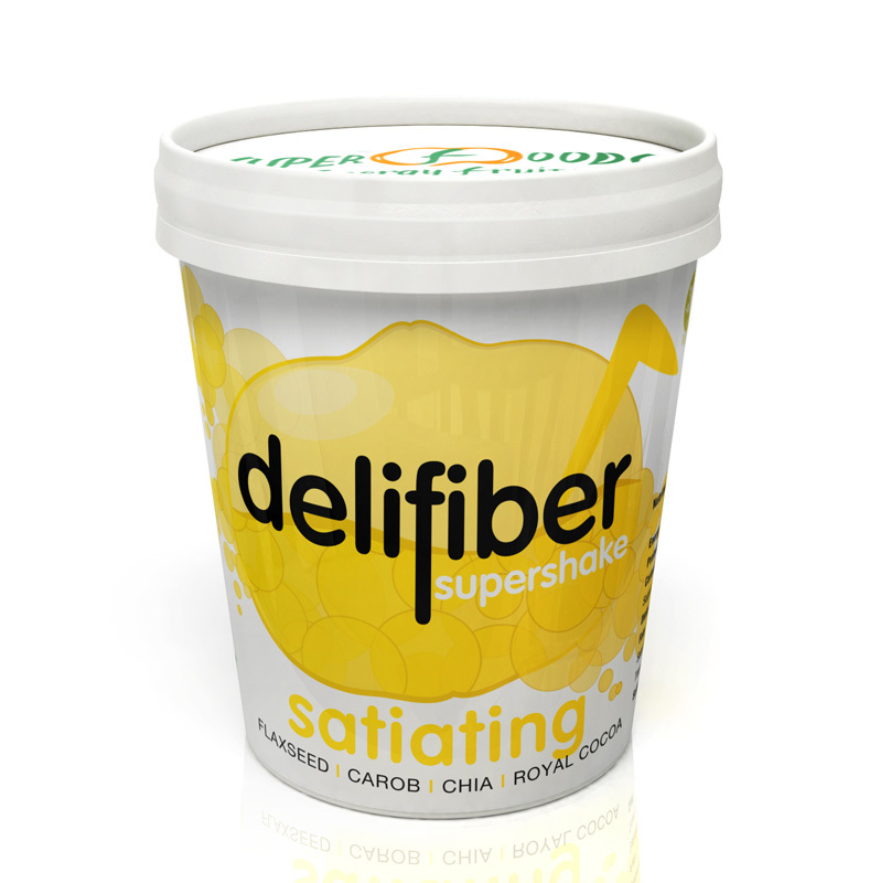 DELIFIBER ECO TARRINA 250 GR