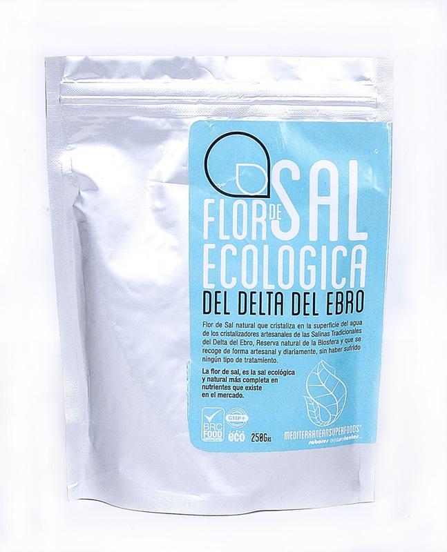MSF FLOR DE SAL ECO DOYPACK 250GR