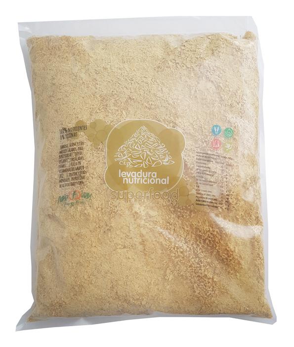 LEVADURA NUTRICIONAL CON B12 1000 GR ENERGYFRUITS en Biovegalia