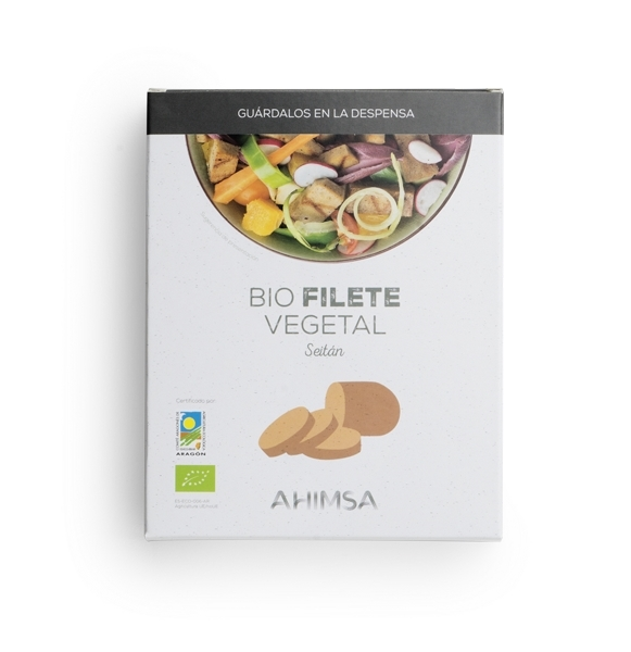 FILETE VEGETAL (SEITAN) BIO L D   230GR