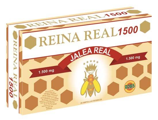 REINA REAL 1500 20 AMP 10ML