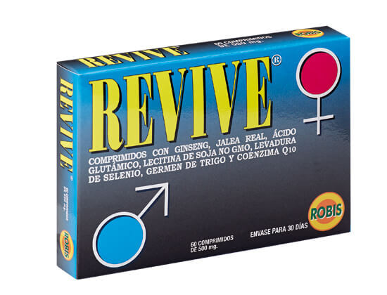 REVIVE 60COMP 500MG ROBIS en Biovegalia