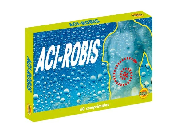 ACI ROBIS 60COMP 600MG