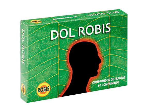 DOL ROBIS 60 COMP 340MG