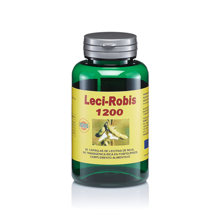 LECIROBIS 1200MG 60 CAPS ROBIS en Biovegalia