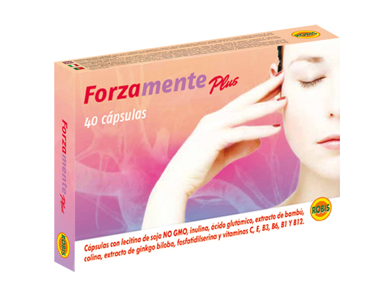 FORZAMENTE PLUS 40 CAPS 515 MG