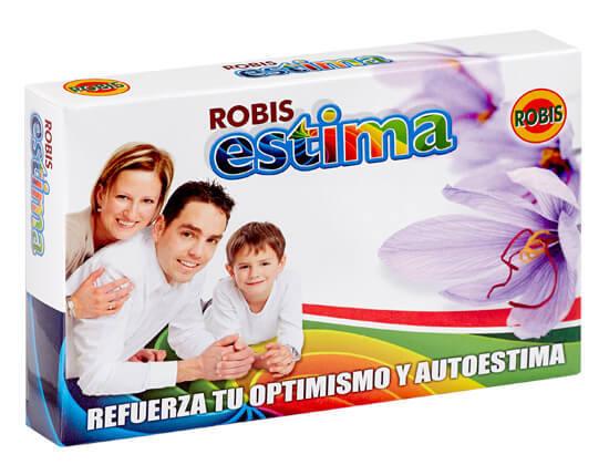 ROBIS ESTIMA 40CAPS 510MG  ROBIS en Biovegalia
