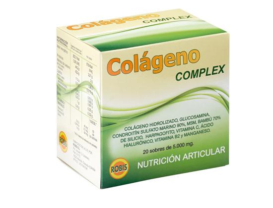 COLAGENO COMPLEX SOBRES 5000MG ROBIS en Biovegalia