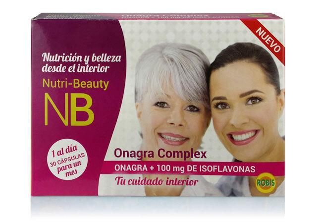 ONAGRA COMPLEX 872GR 30CAP ROBIS en Biovegalia