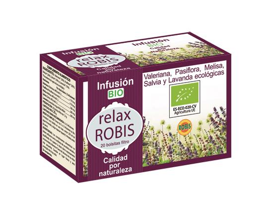 RELAX ROBIS BIO 20 INF 1 3GR ROBIS en Biovegalia