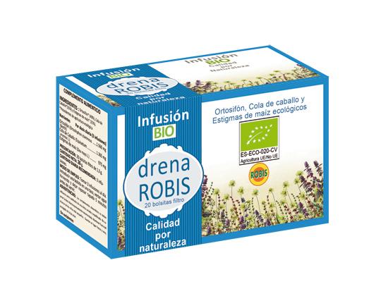 DRENA ROBIS 20 FILT 26GR ROBIS en Biovegalia