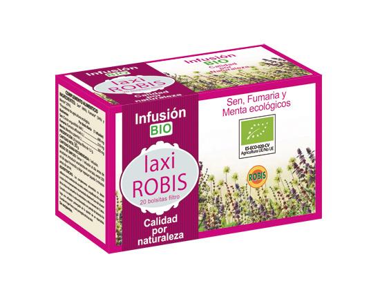 LAXI ROBIS BIO ADELGAZANTE  20 INF ROBIS en Biovegalia