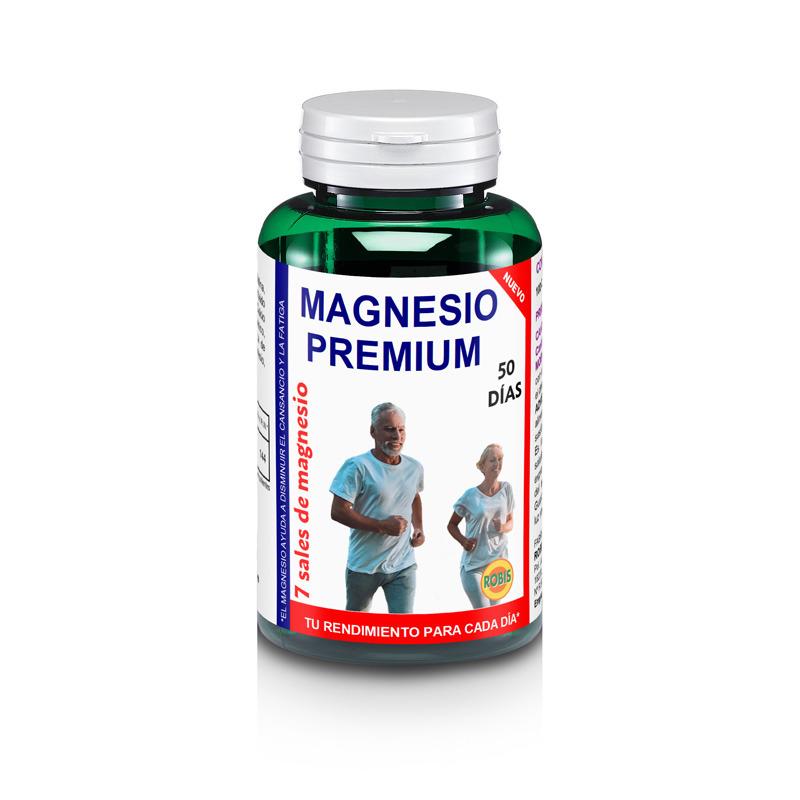 MAGNESIO PREMIUM (SIETE SALES) 100 CAPSULAS en Biovegalia